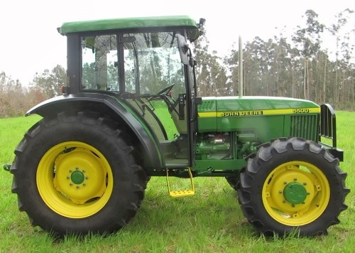 Deere Tractors 5200, 5300, 5400 and 5500 All Inclusive