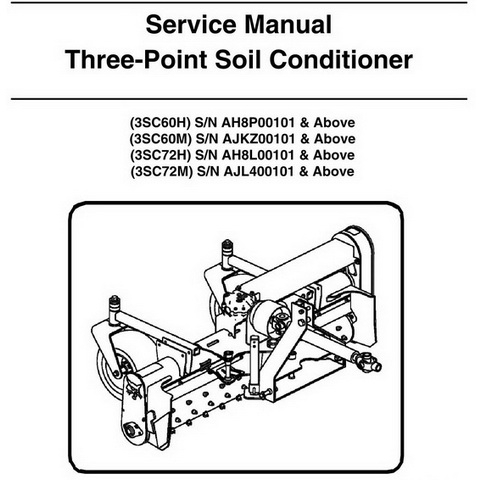 Bobcat S220 Skid-Steer Loader Repair Service Manual
