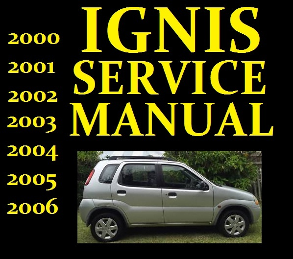 Suzuki IGNIS Service Workshop Repair Manual Wiring