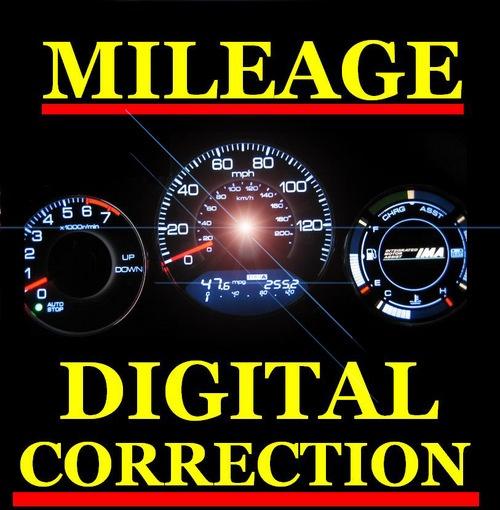 MILEAGE ODOMETER KM MILES CORRECTION ADJUST EEPROM  Guides And Manuals  PDF DOWNLOAD WORKSHOP
