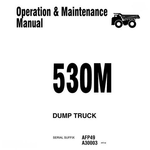 Komatsu PC240LL-10 Log Loader / Road Builder Shop Manu