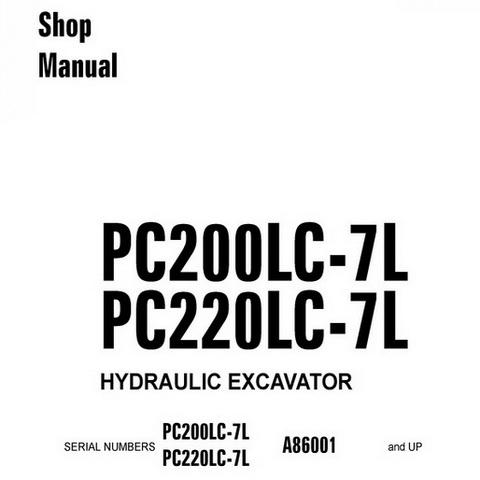 Komatsu PC5500-6 Hydraulic Mining Shovel Operation & M