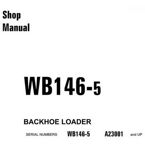 Bobcat 48-80 Vibratory Roller Repair Service Manual