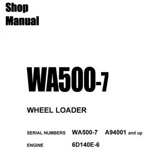 Bobcat V638 VersaHANDLER Workshop Repair Service Manua