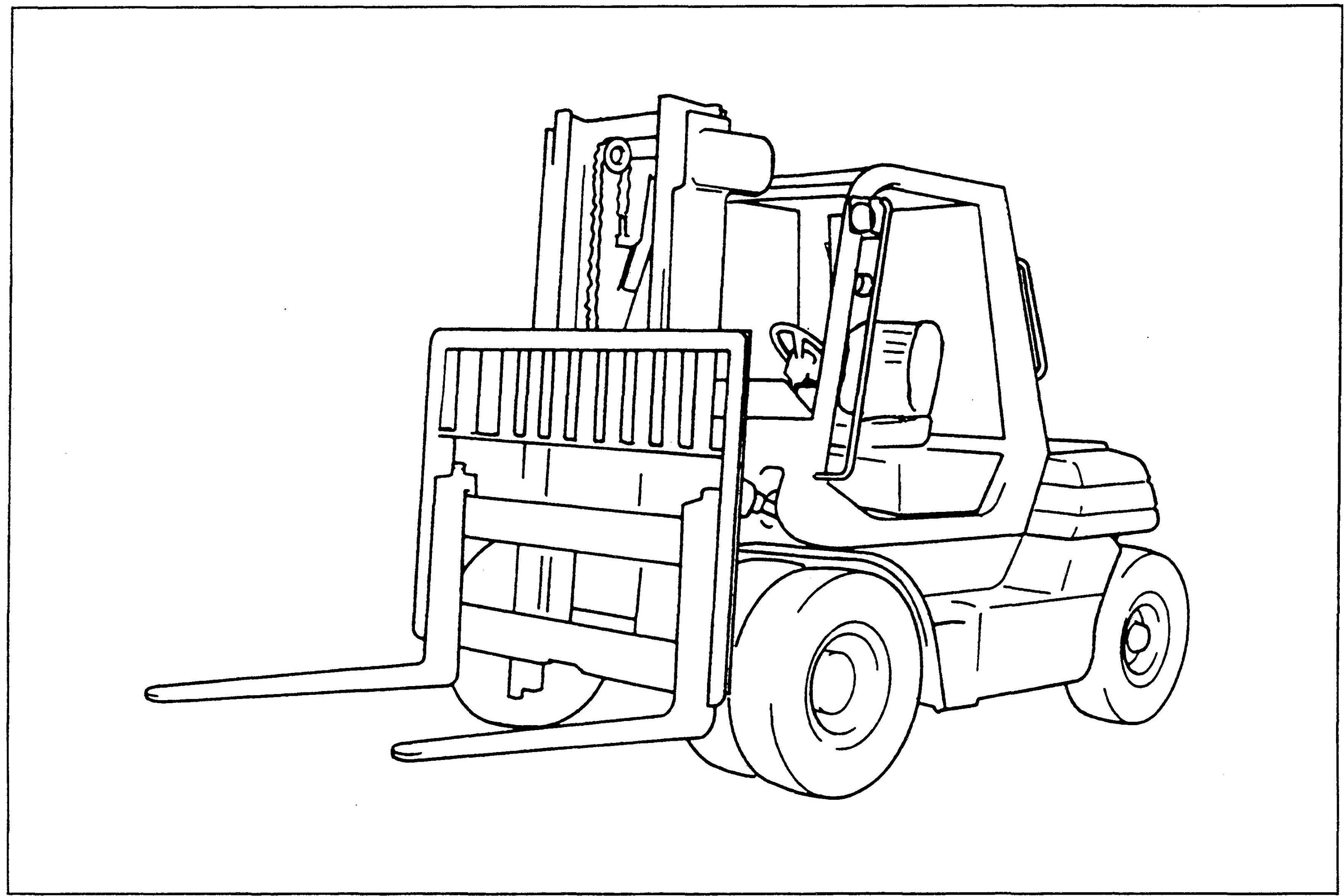 Toyotum Forklift Starter Wiring 7fg25 - ls1 wire harness ... on