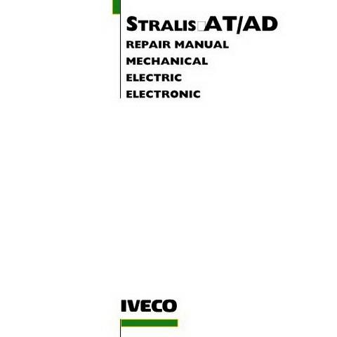 JCB 500 Series Loadall Repair Service Manual (N.Americ