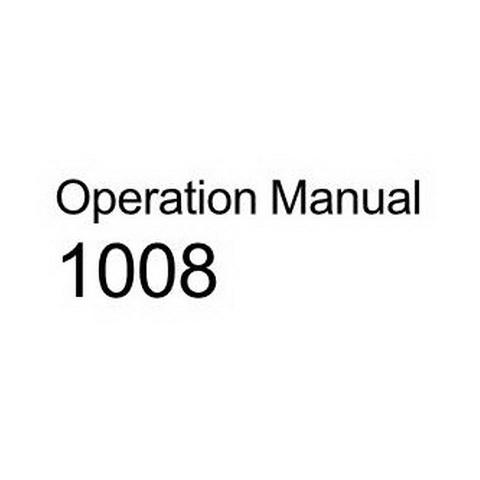 Mercury Marine MerCruiser Service Manual #20 Blackhawk