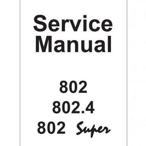 Hyundai Robex 140W-9 / R140W-9 Wheel Excavator Repair