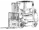 Hyster H70XL, H80XL, H90XL, H100XL, H110XL Forklift Tr