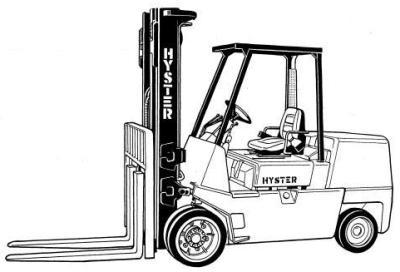 Still R60-35, R60-40, R60-45, R60-50 Electric Forklift