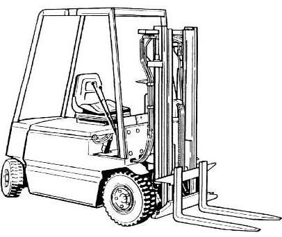 Linde C4130/4 TL, C4130/5 TL Container Reachstacker 35