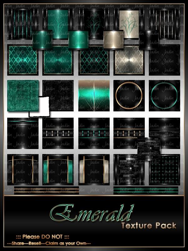 emerald texture pack 13