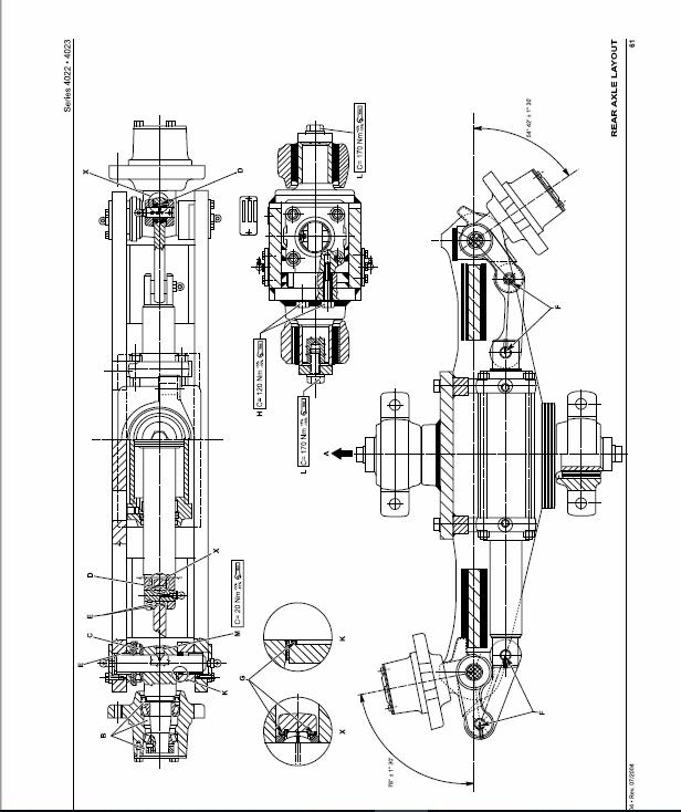 OM Pimespo E20ac, E20Lac, E25ac, E30ac Series 4022 and