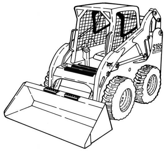 Bobcat S150 Wiring Diagram