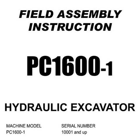 Komatsu D155A-2 Bulldozer (53135 and up) Operation & M