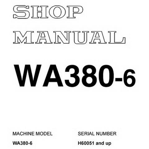Komatsu 830E-AC Dump Truck Service Repair Shop Manual