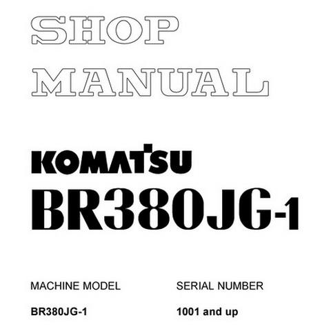 Komatsu PC160-6K, PC180LC-6K, PC180NLC-6K Hydraulic Ex