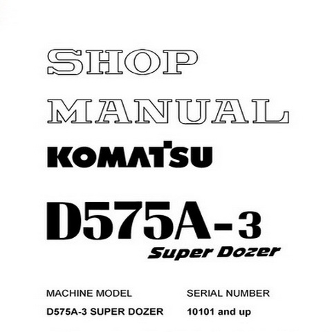 Komatsu 155-4 Series Diesel Engine Service Repair Shop