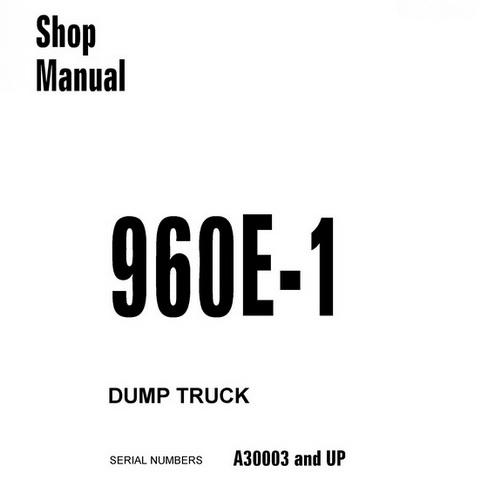 Komatsu WA470-7 Wheel Loader Service Repair Shop Manua