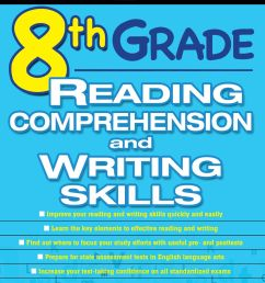 8th Grade Reading Comprehension and Writing Skills - Examville [ 1643 x 1280 Pixel ]