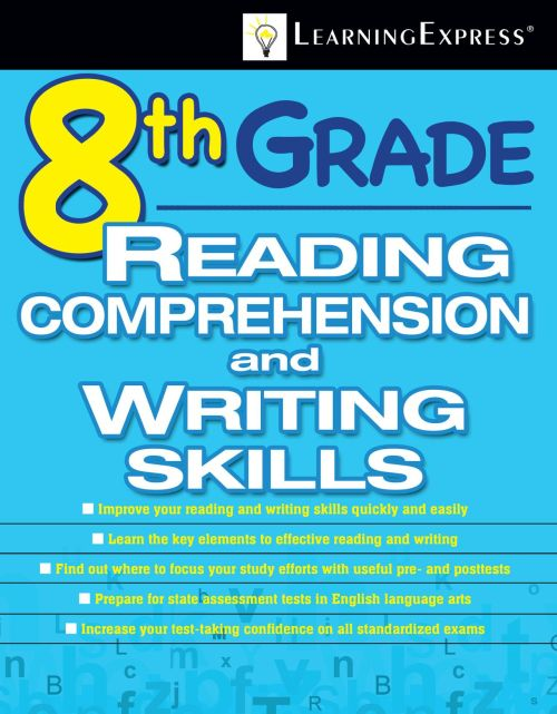 small resolution of 8th Grade Reading Comprehension and Writing Skills - Examville