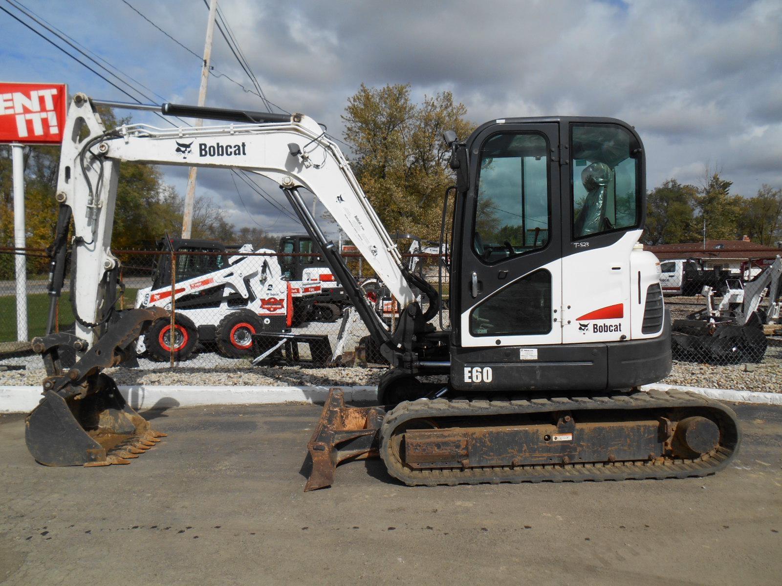 hight resolution of bobcat e60 compact excavator service manual download bobcat excavator e60 wiring diagram