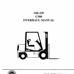 Hyster S50xm Forklift Wiring Diagram Dometic 3 Wire Thermostat Library Baker Trusted H50xm