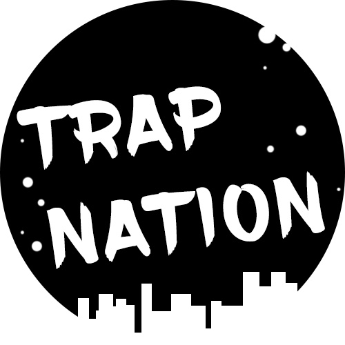 trap nation logo template