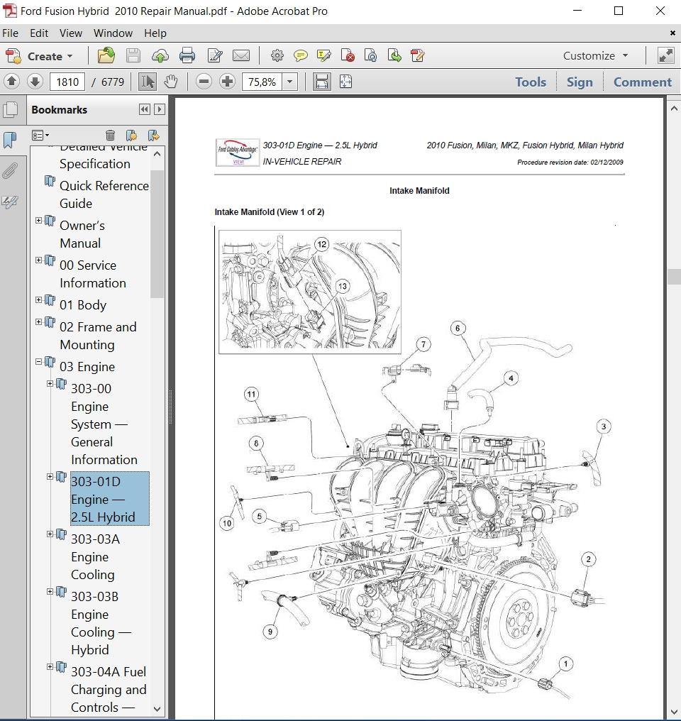 ford fusion hybrid 2010 repair manual autoservicerepair 2003 ford escape engine diagram 2010 ford fusion hybrid [ 960 x 1016 Pixel ]