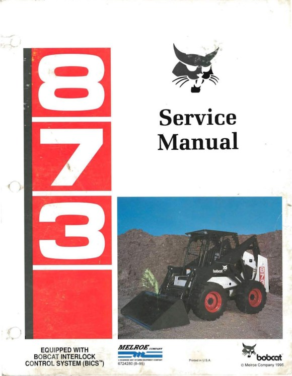 Bobcat 873 Alternator Wiring Diagram Free Image Wiring Diagram