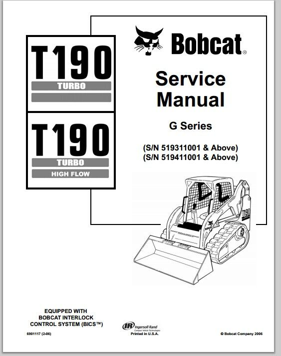 Yanmar YM330(D) Tractor Illustrated Master Parts List
