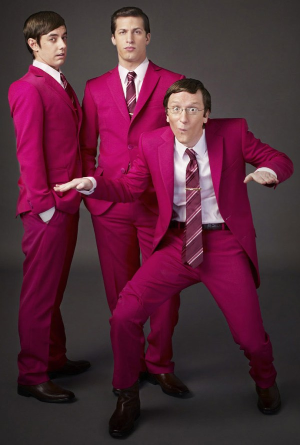 Andy Samberg Lonely Island