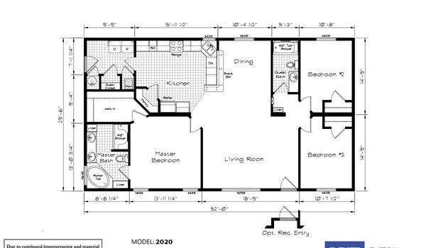 Cedar Canyon / 2020 built by KIT Custom Homebuilders