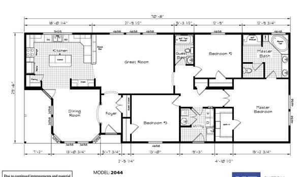 Cedar Canyon / 2044 built by KIT Custom Homebuilders