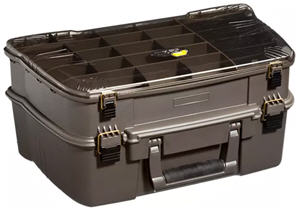 The plano guide series 3700 tackle bag offers the durability, carrying capacity, and customizability that will satisfy anyone from weekend fishermen to. Plano Guide Series Tackle Box 1444 Bass Pro Shops