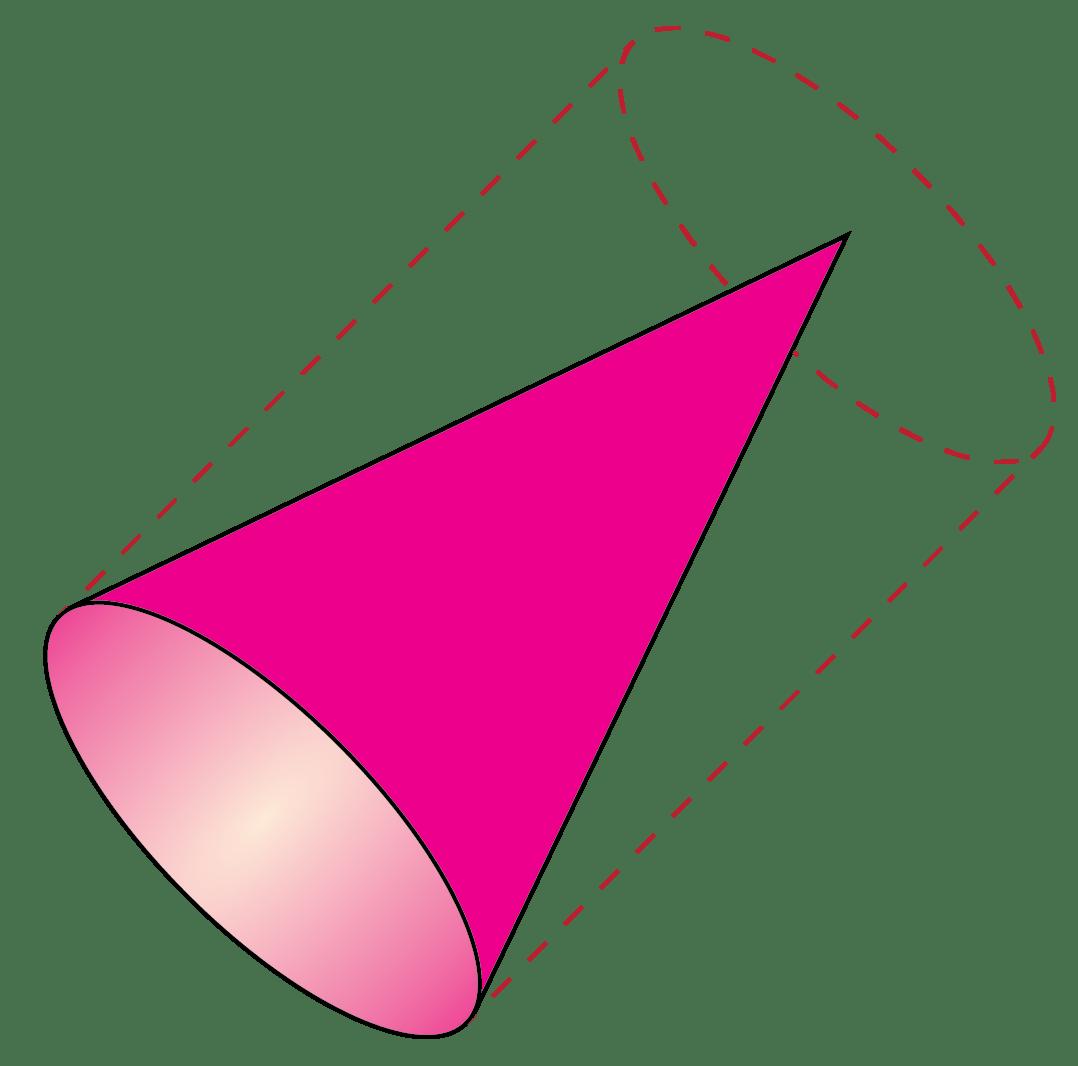 hight resolution of Cone - Cuemath