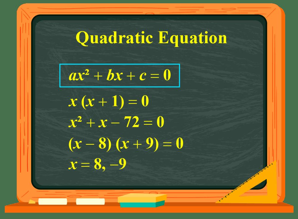 medium resolution of Factorization of Quadratic Equations   Calculator   Examples - Cuemath