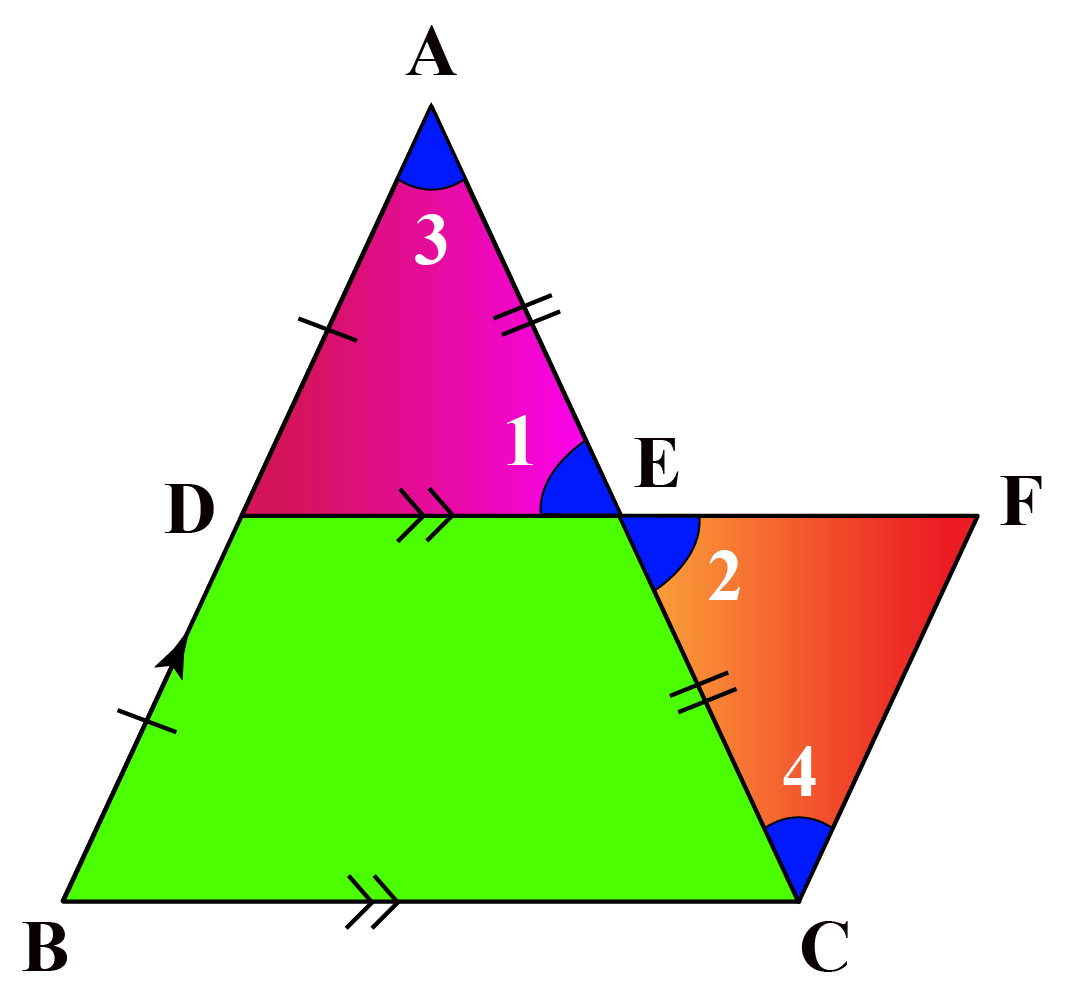 Midsegment Of A Triangle