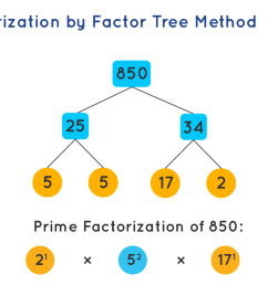 Prime Factorization - How to Find Prime Factorization of Numbers? [ 727 x 1255 Pixel ]