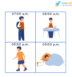 Time   Mensuration and Measurements   Units - Cuemath [ 1042 x 1042 Pixel ]
