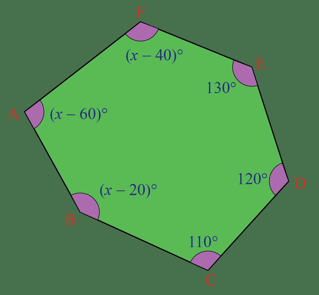 Interior Angles