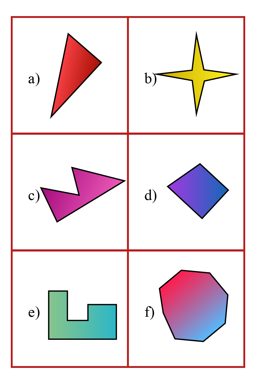 hight resolution of Convex Shape   Definition   Solved Examples   Questions