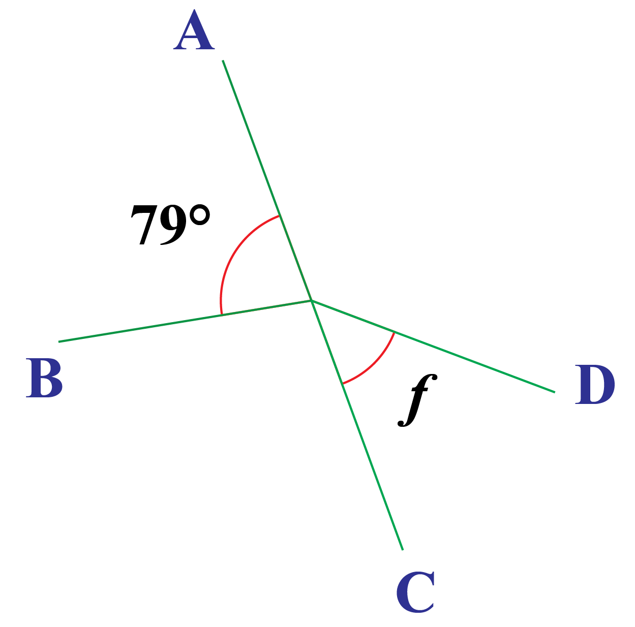 hight resolution of Vertical Angles - Cuemath