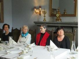 Ritva Snellman-Roiha, Kristiina Kuusela, Marja-Liisa Martti, Pirjo-Maija Rekola