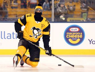 Image result for pittsburgh penguins stadium series 2017 game