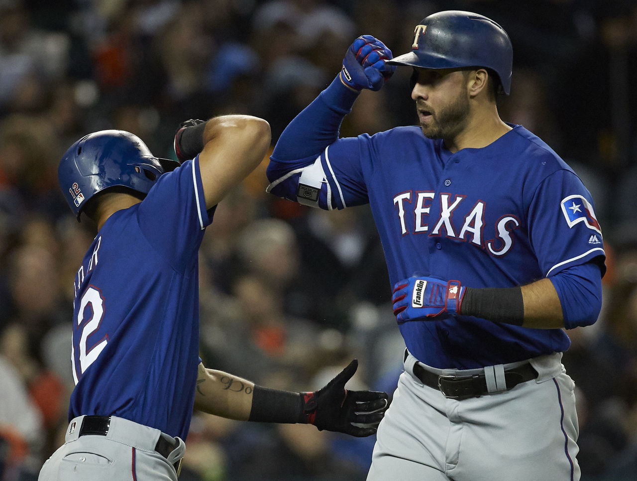 MLB Power Rankings Red Hot Rangers Jump To No 6; Astros Grab Top