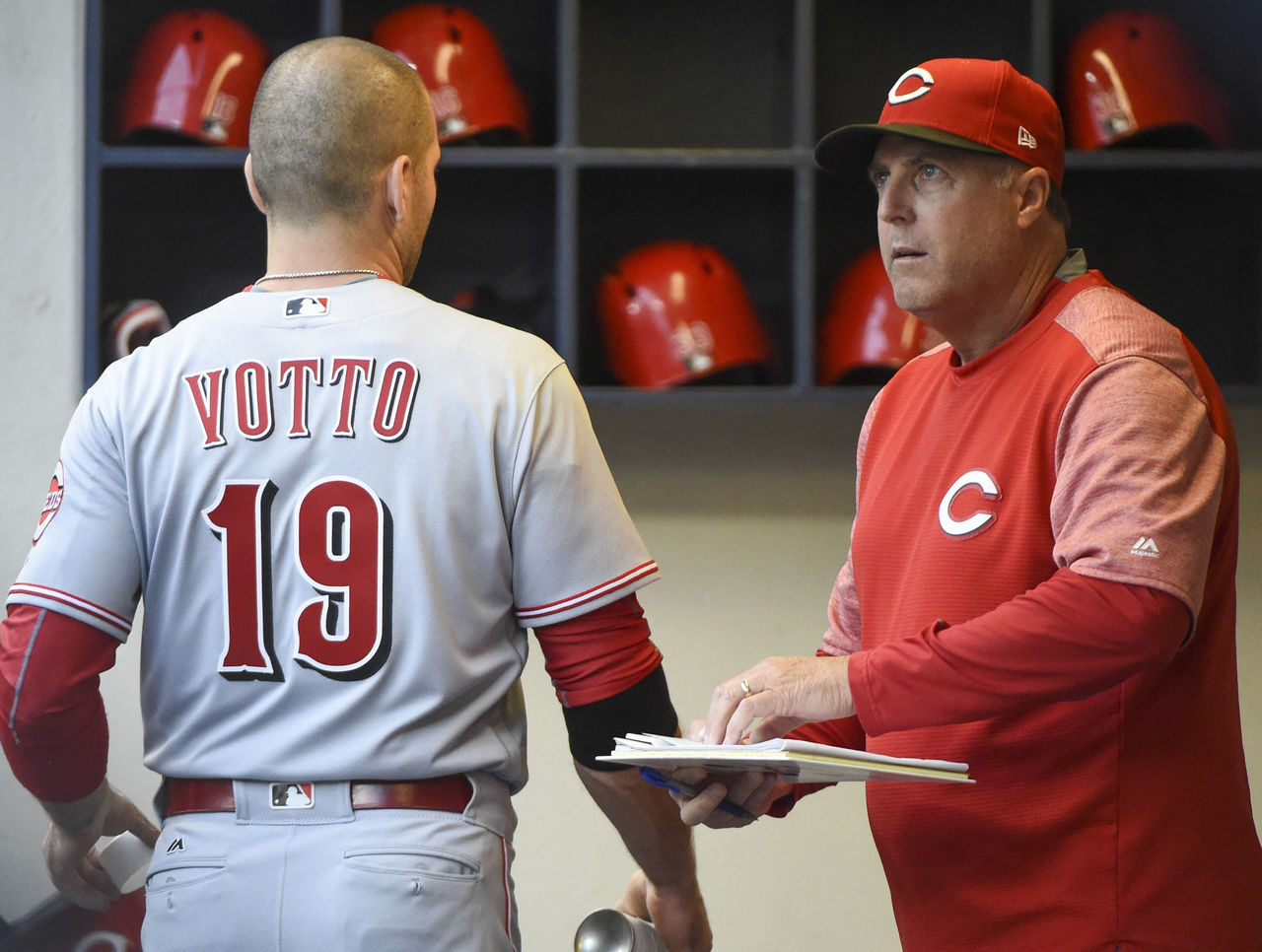 Report Bryan Price To Return As Reds Manager In 2018 TheScore Com