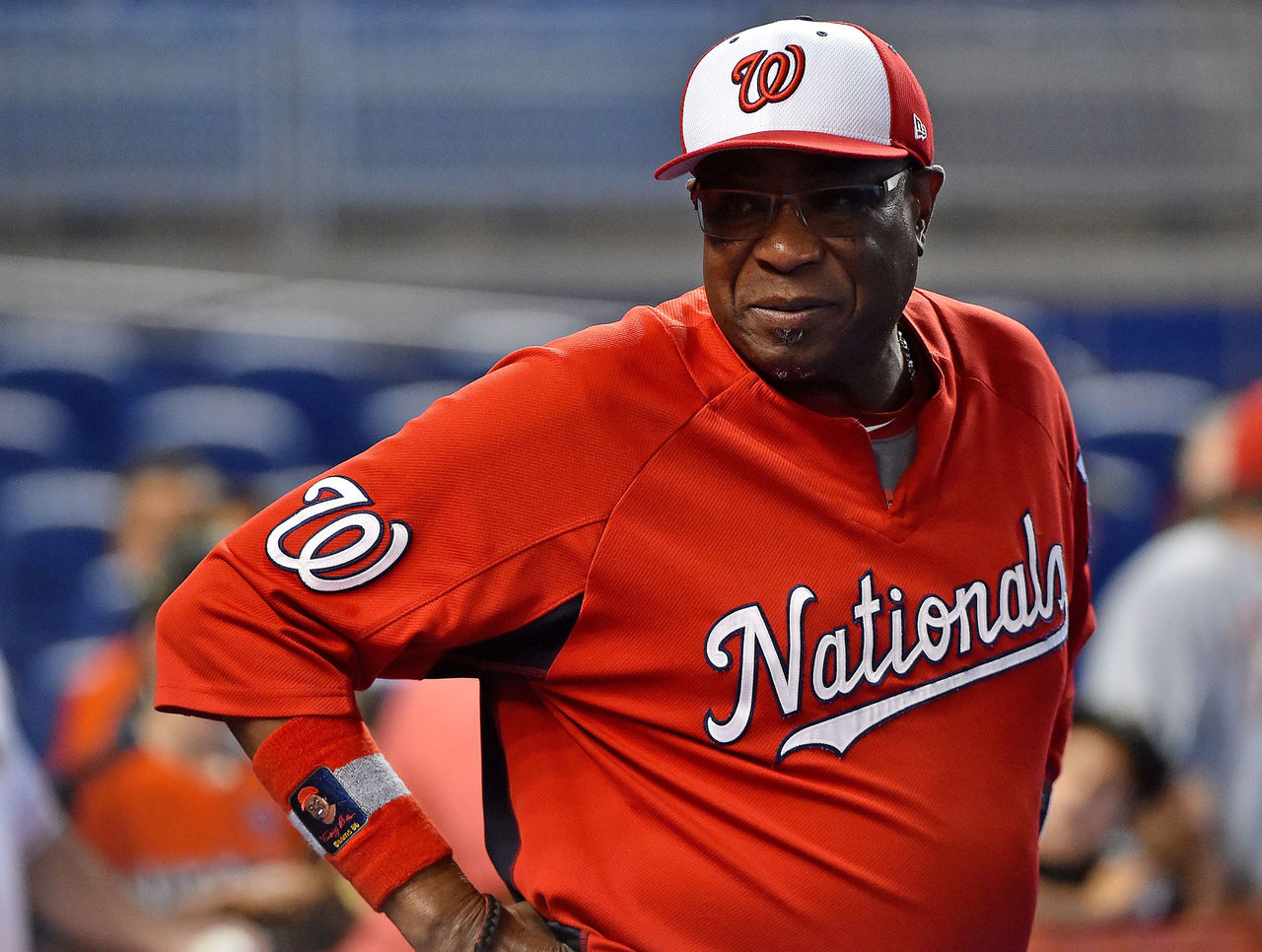 Rizzo Baker Deserves To Return As Nationals' Manager TheScore Com