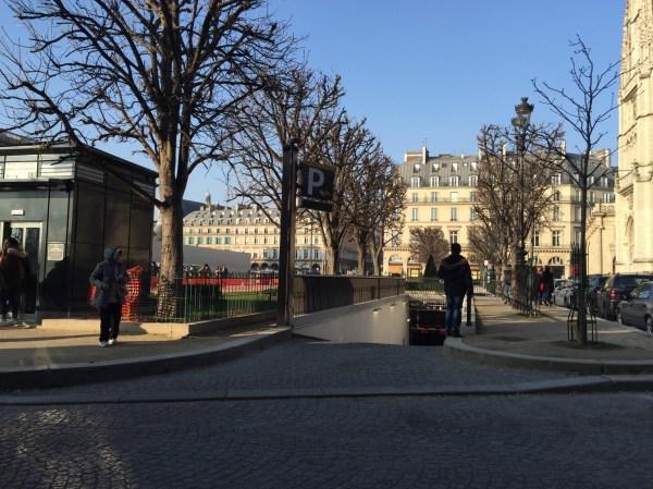 Louvre-samaritaine - Parking In Paris Parkme