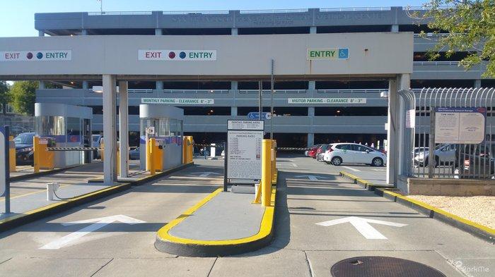 San Francisco General Hospital  Medical Center Garage  Parking in San Francisco  ParkMe